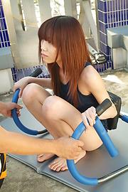 Ibuki - เซ็กซี่ของเธอได้รับระยำ Ibuki สองหลุมเจาะ -  9 รูปภาพ