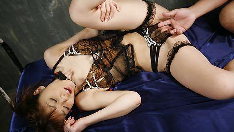 Mao Saito - มาโอะ ไซโต้ ได้รับรางวัลเซ็กซี่สวมชุดชั้นในเซ็กซี่ -  5 รูปภาพ