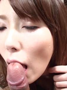Yui Hatano - Sexy Yui Hatano goes nasty on a big cock - Screenshot 7