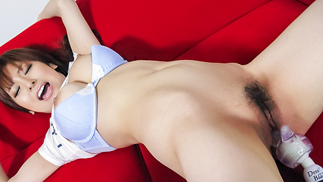 Asian amateur, Harumi Asano, needs a good fuck