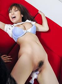 浅乃ハルミ - 生ハメ爆乳昇天アクメ 浅乃ハルミ - Picture 4