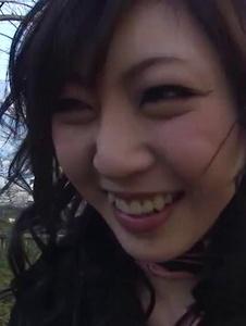 Serika Kawamoto - Sweetie receives Japanese vibrator in the car -  1 รูปภาพหน้าจอ