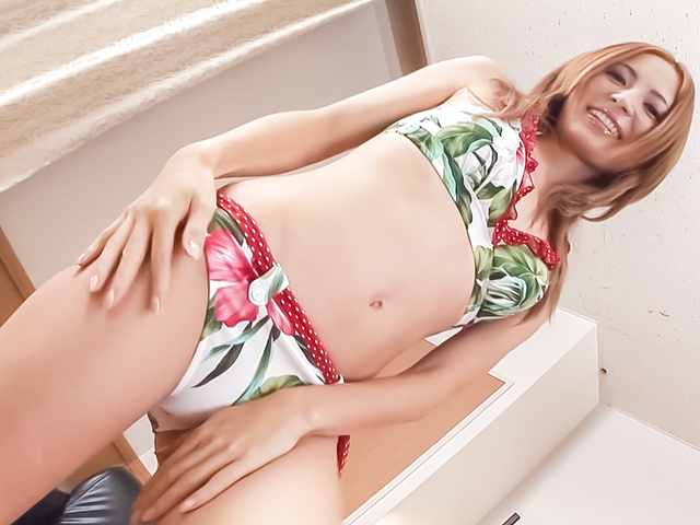 japanese Bikini cuties in