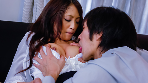 Aoi Miyama - Asian amateur sex video with Aoi Miyama  - Picture 4