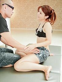 Rosa Kawashima - Rosa Kawashima japanese masturbate with help from a friend - Picture 5