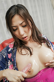 Mirei Yokoyama - 在她的嘴精湛 Mirei 横山感觉暨 - 图片 10