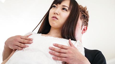 Chiemi Yada - 生ハメ娘のエッチなインタビュー - Picture 2