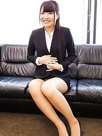 Natsuki Hasegawa - ญี่ปุ่นเล่นหนังโป๊ขี่ Dildo ในเดี่ยวพิเศษ -  8 รูปภาพ