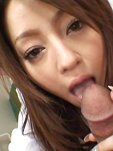 Ria Sakurai - Young and hot Ria Sakurai rides cock like a pro - Screenshot 9
