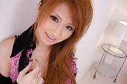 Stunning babe, Yuzu Shiina, boned deep and cum-filled Photo 1