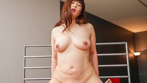 Alluring beauty Reiko Shimura in naughty asian fuck