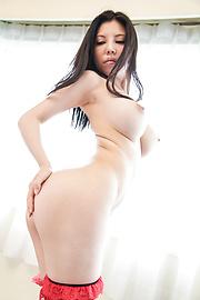 Sofia Takigawa - Great masturbation with Asian dildo along hotSofia Takigawa - Picture 2
