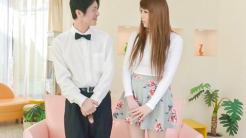 Maki Koizumi - เอเชีย Dildo ช่วยซน มากิ โค ซุมิ -  1 รูปภาพ