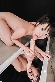 Kotomi Asakura - 琴美朝仓有淘气的亚洲业余肛门 - 图片 8