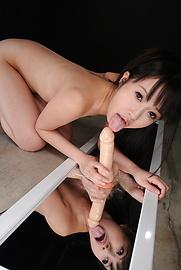 Kotomi Asakura - 琴美朝仓有淘气的亚洲业余肛门 - 图片 9