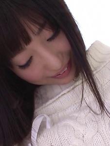 Arisa Nakano - Sexy Arisa Nakano Has a Super Tight, Fully Shaved Pussy - Screenshot 9