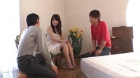 S Model 3D2DBD 20 ~My dear lady got a dirty porn part-time job!~ : Saki Kobashi (3D+2D Blu-ray in one disc) - Video Scene 4, Picture 1