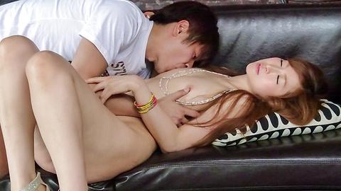 Reira Aisaki - Mind blowing amateur Asian sex with Reira Aisaki - Picture 4