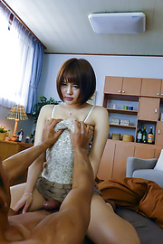 Saya Tachibana - Creampie Asian scenes along sexy Saya Tachibana - Picture 11