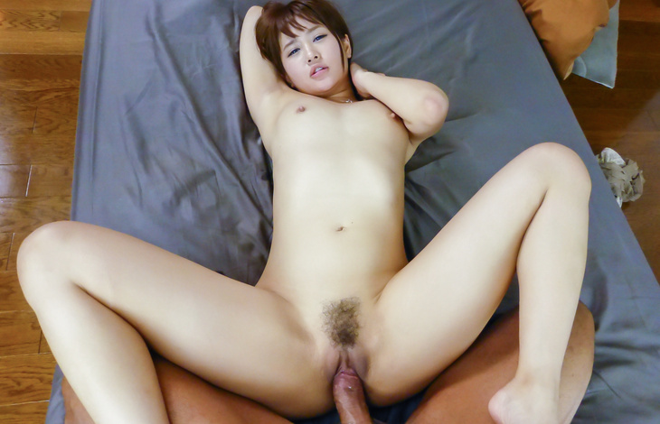 Asian milf with small tits, fucked and creamed well  japanese pussy, hot asian