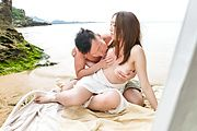 Japanese street fuck along sweet Ruka Ichinose  Photo 8