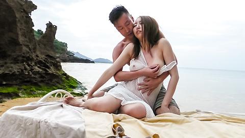 Ruka Ichinose - Ruka Ichinoseoutdoor Asian amateur video - Picture 7