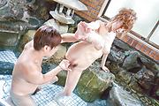 椎名みくる - 野外温泉中出しデート~椎名みくる - Picture 7