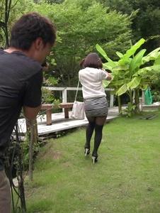 Wakaba Onoue - Wife in heats gers random stranger to fuck ehr hard - Screenshot 5