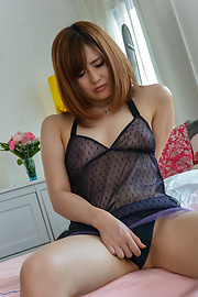 Yumi Maeda - Yumi Maeda fucked until a huge creampie Asian end  - Picture 3