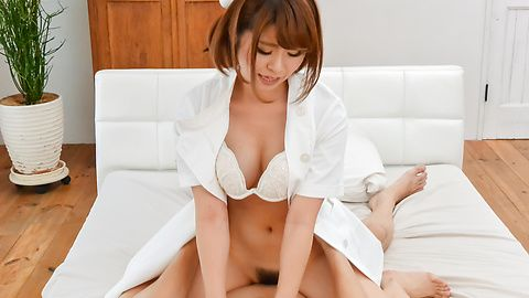 Minami Wakana Asian fingering in sexy ways