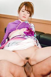Eri Hosaka - Asian girl creampie with nastyEri Hosaka - Picture 6