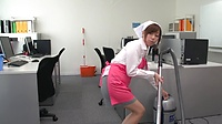 S Model 118 I Fuck with A Beauty Cleaner : Chihiro Akino (Blu-ray) - Video Scene 1, Picture 7