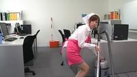 S Model 118 「美人」清掃婦にチ〇コみせたらその場で一発スゲ~のヤレた~秋野千尋 - ビデオシーン 1, Picture 7