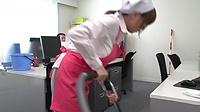 S Model 118 「美人」清掃婦にチ〇コみせたらその場で一発スゲ~のヤレた~秋野千尋 - ビデオシーン 1, Picture 8