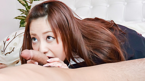 Yuria Mano - Asian foot fetish porn special with hot Yuria Mano - Picture 7