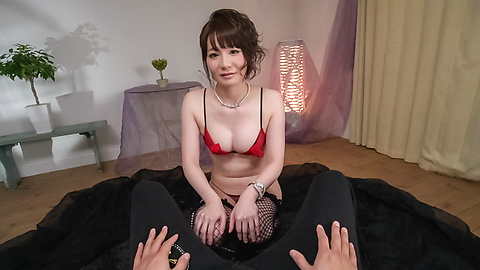 Airi Miyazaki - Airi Miyazaki Asian blow jobs in full POV  - Picture 4