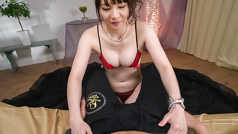 Airi Miyazaki - Airi Miyazaki Asian blow jobs in full POV  - Picture 9