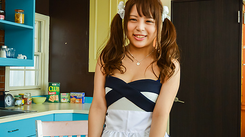 Yuuka Kaede - Japabese blow jobs in full xxx play with Yuuka Kaede - Picture 2