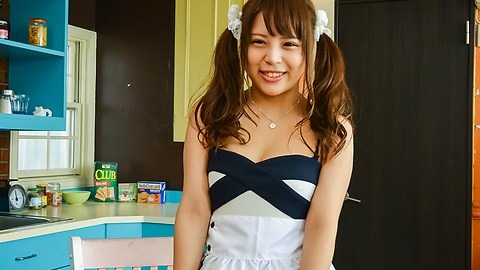 Yuuka Kaede - Japabese blow jobs in full xxx play with Yuuka Kaede - Picture 3