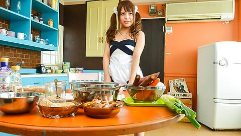 Yuuka Kaede - Japabese 吹箫充分 xxx 在玩优香枫 - 图片 4