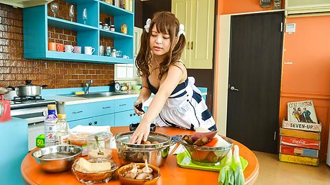 Yuuka Kaede - Japabese 吹箫充分 xxx 在玩优香枫 - 图片 6