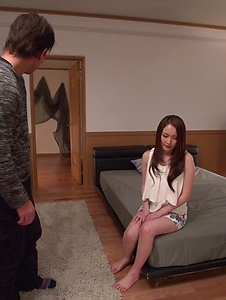 Misuzu Tachibana - Office babe delights with the perfect Japanese blowjob  - Screenshot 3