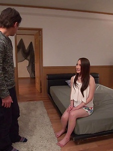 Misuzu Tachibana - Office babe delights with the perfect Japanese blowjob  - Screenshot 5
