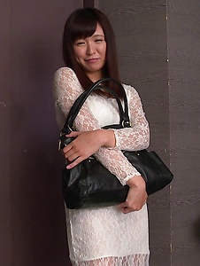 Yui Shimazaki - Amateur Asian teen finger fucked in serious modes  - Screenshot 2