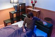 Cocolo - Redhead amazes with a sloppy Japanese blowjob  - Picture 2