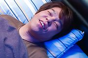 Cocolo - Redhead amazes with a sloppy Japanese blowjob  - Picture 3
