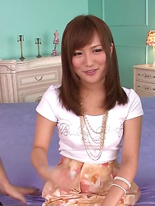 Kokone Mizutani - Kokone Mizutani fucked by two males in harsh modes - Screenshot 1