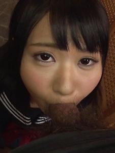 Nozomi Momoki - Real Asian blowjob in POV with sexy Nozomi Momoki - Screenshot 6
