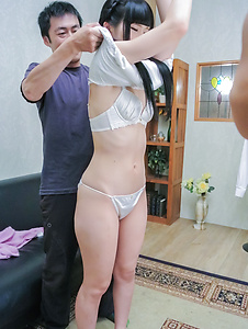 Nako Nishino-Nako Nishino fabulous Asian blow job and handjob  Picture 2