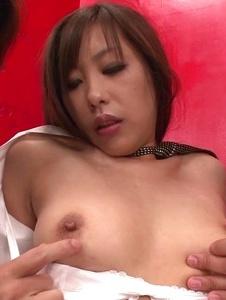 Satsuki Aoyama - 一個亞洲人被解雇了 - 截圖5